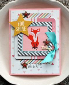 Shellye McDaniel created this awesome card! It features lots of Scrumptious. so fun