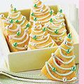 Shortbread trees - Womans Day
