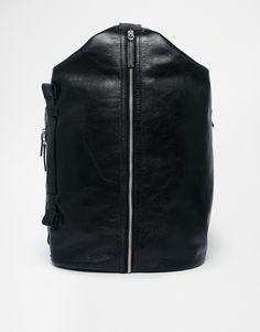 Image 1 ofRoyal Republiq Supreme Leather Backpack