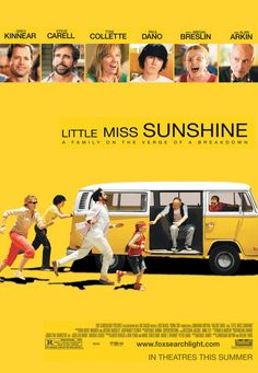 Little Miss Sunshine (2006) by Jonathan Dayton & Valerie Faris