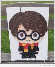famous-characters-cartoons-string-art-all-strung-up-harry-potter.jpg (522×630)