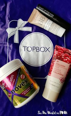 See the World in PINK: May 2016 Topbox