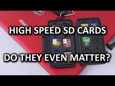 Extreme SD Card Showdown - 4K Video Capture Edition