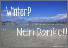 Winter - Nein Danke!