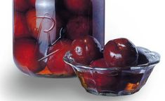 Bild: GUSTO / Theresa Schrems Rum, Cherry, Food And Drink, Drinks, Pickling, Tips And Tricks, Food And Drinks, Recipies, Drinking