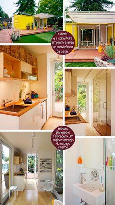 Casa Contêiner linda de viver! Projeto Container | - Página 2