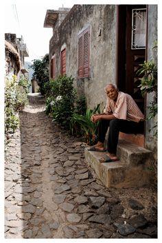 Street in Cape Verde #Kaapverdie
