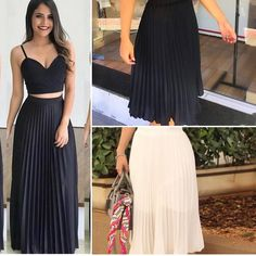 Pleated Skirt, Dress Skirt, High Waisted Skirt, Classy Work Outfits, Estilo Real, Fashion Outfits, Womens Fashion, Spring Fashion, Feminine