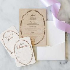 How-To: Layer on Style with Ribbon & Envelopments® Budget Wedding Invitations, Wedding Stationery, Invites, Wedding Tips, Diy Wedding, Ribbon Diy, Wedding Paper Divas, Save The Date Cards, Envelope