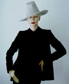 Tilda Swinton by Tim