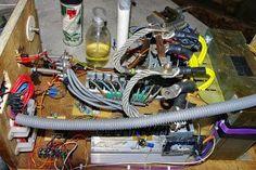 7 Modified Sine Wave Inverter Circuits Explored - to Sine Wave, Circuit Projects, Circuit Diagram, Circuits, Waves, Homemade, Ideas, Stuff Stuff, Fonts