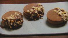 Chocolate Parfait, Frozen Chocolate, Chocolate Cookies, Melting Chocolate, Lamb Koftas, Masterchef Australia, Onion Jam, Tray Bakes, Sandwiches