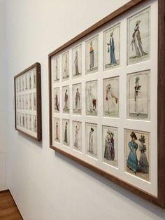 Amsterdam, Rijksmuseum 'New for Now, The Origin of fashion magazines' (2015)
