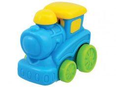 Trem Auto Zoom Trem - Dican