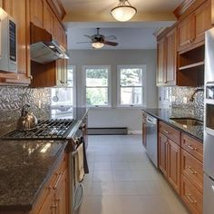 Galley Kitchen Designs Design, Pictures, Remodel, Decor and Ideas