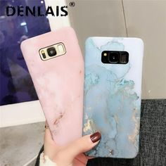 Fashion Pink Blue Marble Case For Samsung Galaxy Edge Case Ocean Granite Stone Hard Phone Cases For Galaxy Plus Blue Things infinix note 4 blue color Samsung S8 Phone Cases, Phone Cases Samsung Galaxy, Hard Phone Cases, Cute Phone Cases, Diy Phone Case, Galaxy Phone, S7 Phone, Iphone Cases, Iphone 11