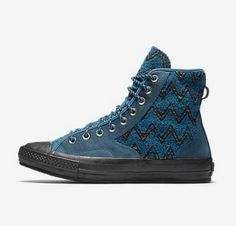 b73864a7e53b Converse x Missoni All Star Chuck Hiker High Top Shoe Size 11 (Blue) -  Clearance Sale. Ardiansyah Rian · Converse Limited Edition