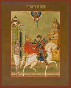 martin of tours icon