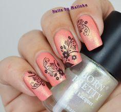 Nails by Malinka: Born Pretty - Chameleon Pearl Polish