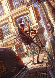 great artwork..