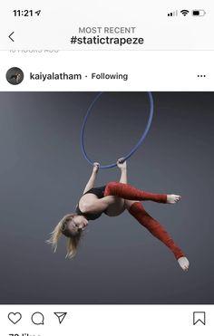 Aerial Hoop, Aerial Arts, Yoga Photography, Pole Dancing, Dancers, Pilates, Exercise, Magic, Goals