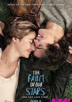 The fault in our stars with Harry.