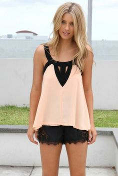 Summer outfit. I want this so bad!!!