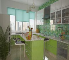 Modular Kitchens Noida – Transform Your Kitchen World into the Most Contemporary One
