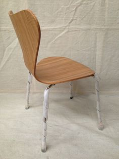 Replica Arne Jacobsen SERIES 7 OAK CHAIR Danish Design Dining MATT BLATT