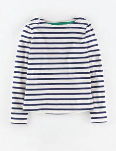 Boden Boatneck T-shirt