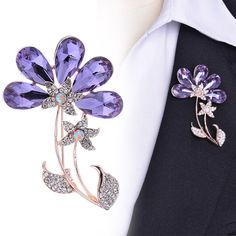 Like and Share if you want this  Water Drop Purple Zirconia Flower Pin Brooch Rhinestone Brooch Pins Scarf Jewelry Accessories C319     Tag a friend who would love this!     FREE Shipping Worldwide     Get it here ---> http://jewelry-steals.com/products/water-drop-purple-zirconia-flower-pin-brooch-rhinestone-brooch-pins-scarf-jewelry-accessories-c319/    #cheap_jewelry