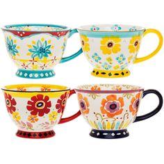 Super cute mug set.