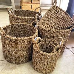 #therubyorchard Save Instagram Photos, Wicker Baskets, Crates, Home Decor, Decoration Home, Room Decor, Cubbies, Woven Baskets, Drawers