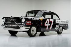 Jack Smith's #47 Black Widow race car will be racing across the Barrett-Jackson block in January at the 45th Anniversary Scottsdale Auction.