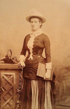 Margaret Fountaine,  Victorian Lepidopterist