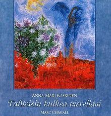 Tahtoisin kulkea vierelläsi, Kirjapaja, 2001