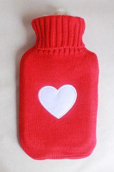 Bolsa térmica coração