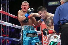Boxing results: Rios-Alvarado Fight of the Year; Donaire gets TKO   Washington Times Communities