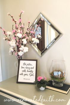 DIY Scripture Wall A