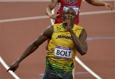 Usain Bolt - Fastest Man in the World - Greatest Olympian Ever? Nazriya Nazim, Usain Bolt, Fastest Man, Latest Sports News, Rio 2016, Track And Field, Olympians, The World's Greatest, Nhl