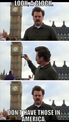 Tourists go crazy over little things…