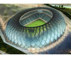 17 Sustainable Sports Stadiums #eco trendhunter.com