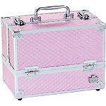 pink train case...............ultimate organizer