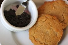 Paleo Honey Biscuits (GF, DF, SCD, Paleo)
