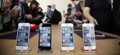 Members of the media and invited guests take a look at the new iPhone SE during an event at Apple headquarters Monday, March in Cupertino, Calif. Smartphone News, Iphone 7, Apple Iphone, Apple Headquarters, Iphone Upgrade, Latest Technology Updates, Smartphones For Sale, Tv App, Model