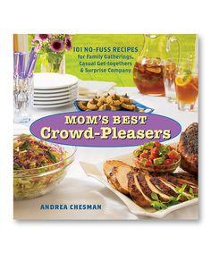 Mom's Best Crowd Pleasers Cookbook #zulily #zulilyfinds