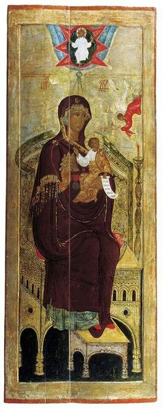 Богородица Гора Нерукосечена