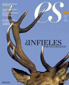 Portada Cover. Suplemento ES. La Vanguardia. Georgina Miret