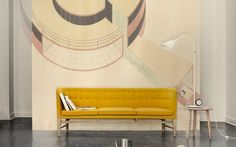 The new serie produced Arne Jacobsen sofa