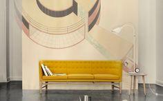 The new serie produced Arne Jacobsen sofa